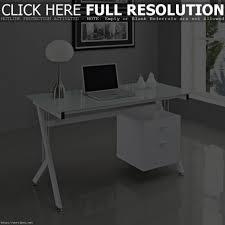 office glass office desk pleasing minimalist computer desk with
