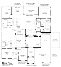 Floor Plans In Spanish by Whittier Heights The Reserve At Colleyville Collection The