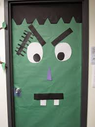 100 halloween classroom door decorations diy front door