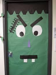 el blog de espe ideas para decorar las puertas en halloween