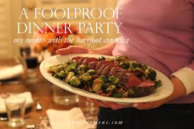 Barefoot Contessa Dinner Party | jenny steffens hobick a barefoot contessa dinner party last