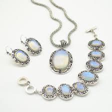 opal stone silver necklace images Opal stone earrings online opal stone earrings for sale jpg