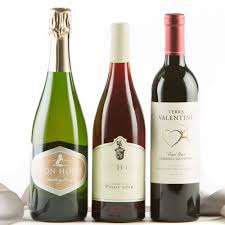 Wedding Gift Set Wedding Milestone Trio Gift Set Wine Com
