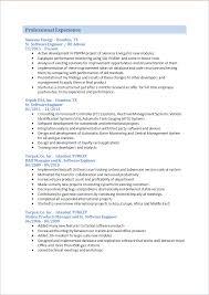 Embedded Engineer Resume Sample by Embedded Software Engineer Resume Sample