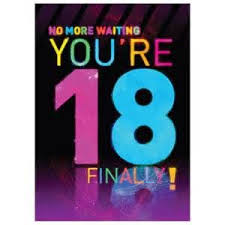 18th birthday cards messages flowers yahoo image search results