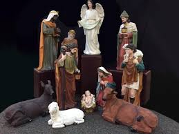 32 u201d large nativity set for church or home use outdoor creche