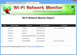 wifi network monitor free tool to watch monitor your wireless