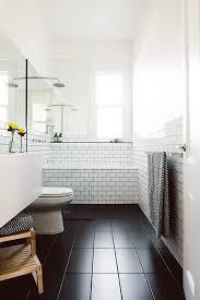 black bathroom tile ideas black tile paint for bathrooms livegoody