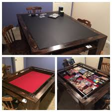 custom gaming table game rooms gaming and game tables