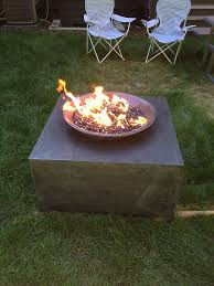 Firepit Base Concrete Pits Minneapolis Mn Bowls Tables Living