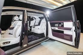 rolls royce sport 2017 2018 rolls royce phantom debuts in malaysia u2013 6 75 litre v12 563