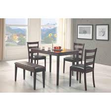 5 Piece Dining Sets 5 Piece Dining Set With Bench