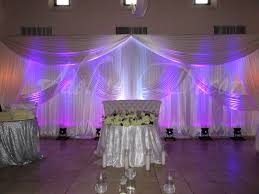 wedding drapery adelisa decor new york s wedding drapery decor lighting