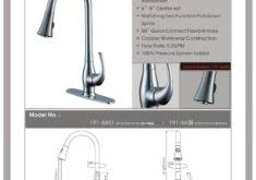 Top 10 Kitchen Faucets Nice Top 10 Kitchen Faucets For Home Kitchen Faucet Ideas