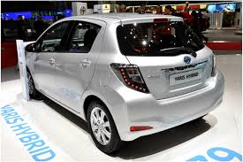 toyota hybrid cars toyota yaris hybrid previews new yaris electric cars and hybrid