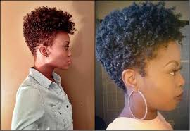 black tapered haircuts for women 31 best short natural hairstyles for black women page 2 of 3