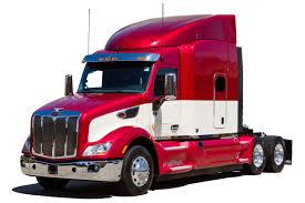 new peterbilt trucks axalta coats peterbilt in diamond red business wire