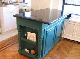 turquoise kitchen island home decoration ideas