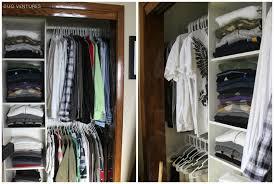 duo ventures organizing my brother u0027s closet