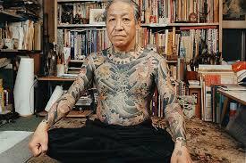 horiyoshi iii talks to vice about full body tattoos hypebeast