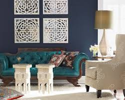 eclectic living room decor