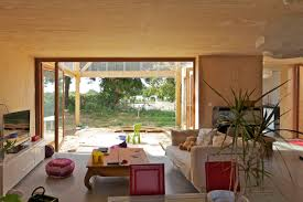 Fau Livingroom Maison D Fouquet Architecture Urbanisme Archdaily