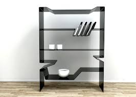 Black Corner Bookcase Shelves Terrific Black Corner Bookcase Australia With Doors