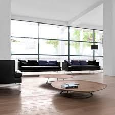 tables ligne roset official site contemporary coffee table american walnut lacquered steel