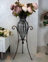 Large Decorative Floor Vases Large Floor Vase Filler Ideas Image Of Decorative Floor Large