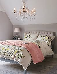 dovecote floral print bedding set m u0026s