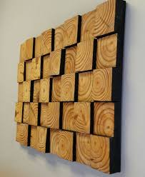reclaimed pallet wood 2 mosaic wall made to order 2