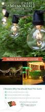 Patio Lantern Lights by Patio Lights Guide Chapter 3 Yard Envy