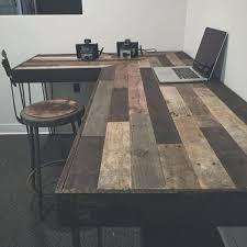 Barn Wood For Sale Ontario Desk Real Wood Desks For Home Office Best 25 Wooden Desk Ideas