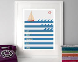 Nautical Home Decorations Nautical Home Decor Etsy