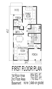 home plans for narrow lot house plans for small lot house drawings ideal affordable small