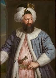 Mehmet Ottoman Yirmisekiz Mehmed çelebi