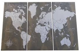 Map Guest World Map Push Pin Travel Map U2022 Wall Art U2022 World Map U2022 Wedding
