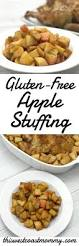 gluten free stuffing recipe for thanksgiving apple stuffing a paleo gluten free alternative for holiday