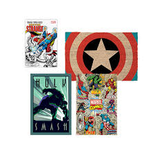 Disney Doormat Marvel Essentials To Help You Study Work And Look Great Fashion