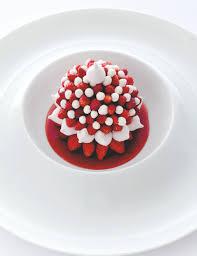 aux fraises cuisine de la table gâteau vacherin aux fraises des bois crème