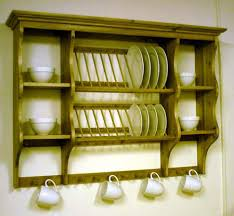 Kitchen Cabinet Dish Rack Hafele Wooden Plate Rack For Kitchen Cabinet In Maple Or Lake