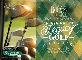 golf classic lake mead christian academy