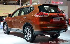 iims 2014 new nissan x trail launched in indonesia image 274002