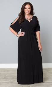 coastal cold shoulder dress black women u0027s plus size from the
