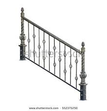 Banisters And Railings Wrought Iron Railing Stock Images Royalty Free Images U0026 Vectors