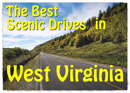 most scenic roads in usa road trip planner west virginia scenic drives highways