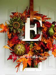 autumn decor for your home keciaclarke com