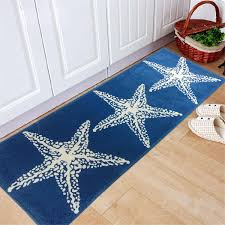Kitchen Floor Rugs by Online Get Cheap Kitchen Rugs Blue Aliexpress Com Alibaba Group