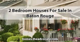2 Bedroom Homes Bedroom Houses For Sale In Baton Rouge