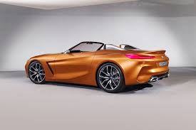 by design bmw z4 concept and bmw concept 8 automobile magazine